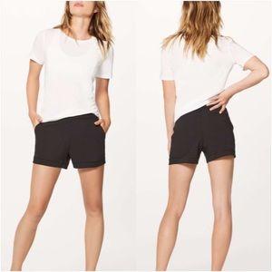 Lululemon Minimal Short - Black